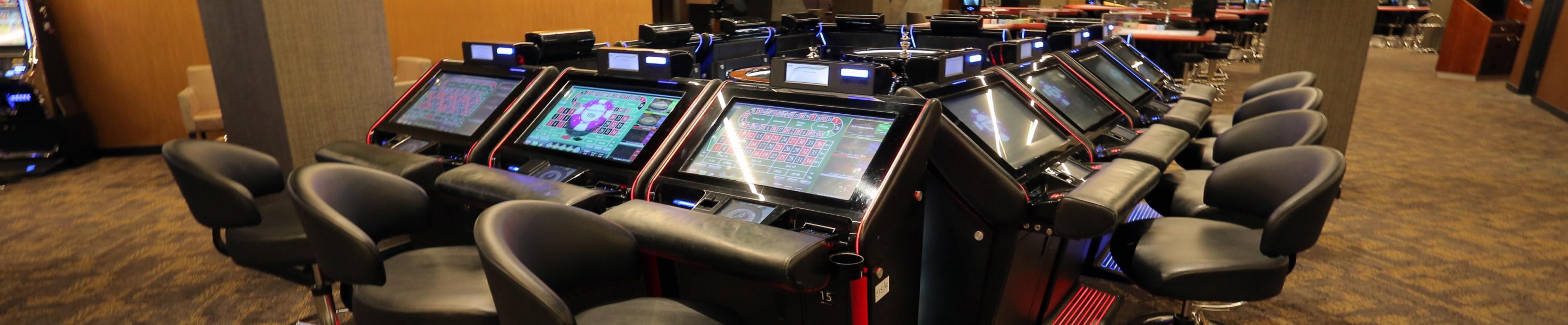 Electronic Vs. Table  Rainbow Casino